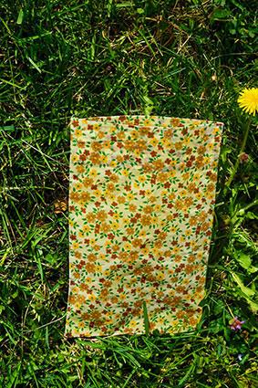 Emballage à la cire d'abeille à la cire d'abeille